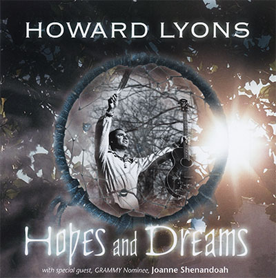 Hopes and Dreams Howie Lyons CD