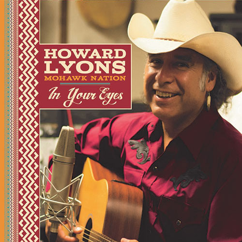Howie Lyons In Your Eyes CD