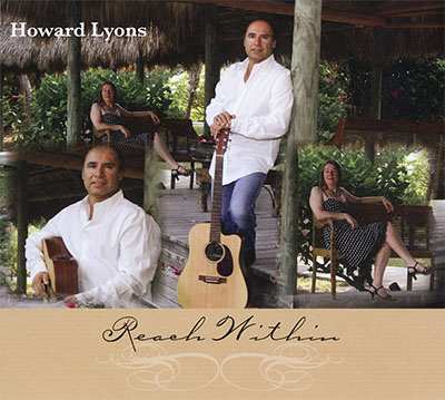 Reach Within Howie Lyons CD
